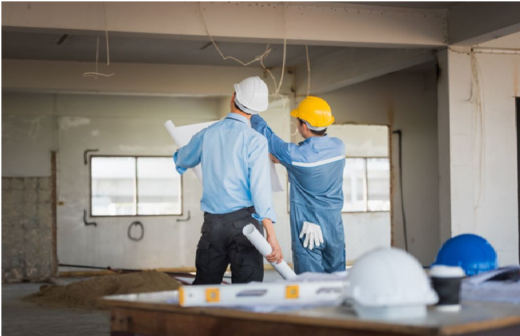 commercial building repair
